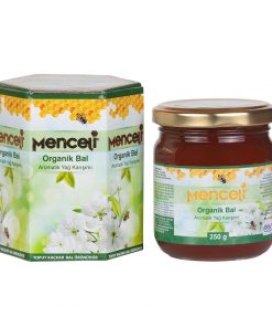 Menceli organik kaçkar bal ve aromatik yağlar karışımı